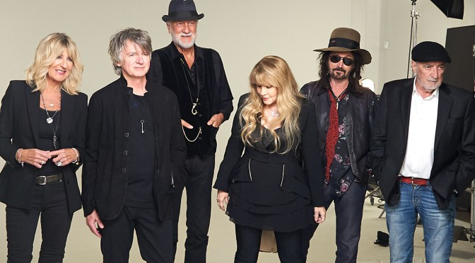 Just In: Fleetwood mac to replace the rolling stones at jazz fest