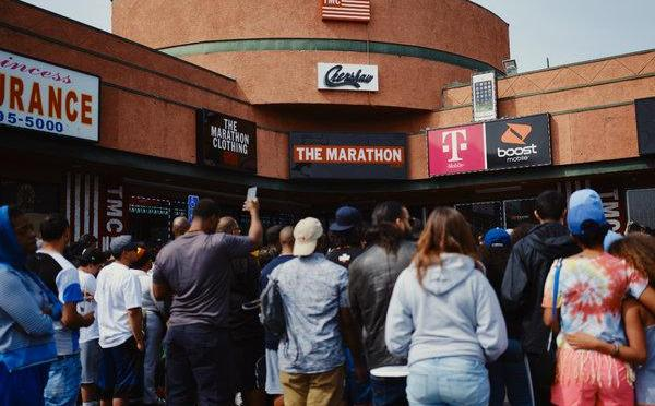 Multiple people stabbed during Nipsey Hussle vigil, others injured