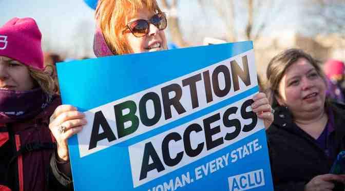 ALABAMA ANTI-ABORTION ACT AFOOT