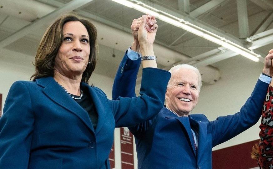 Harris Biden VP first black woman as VP nominee