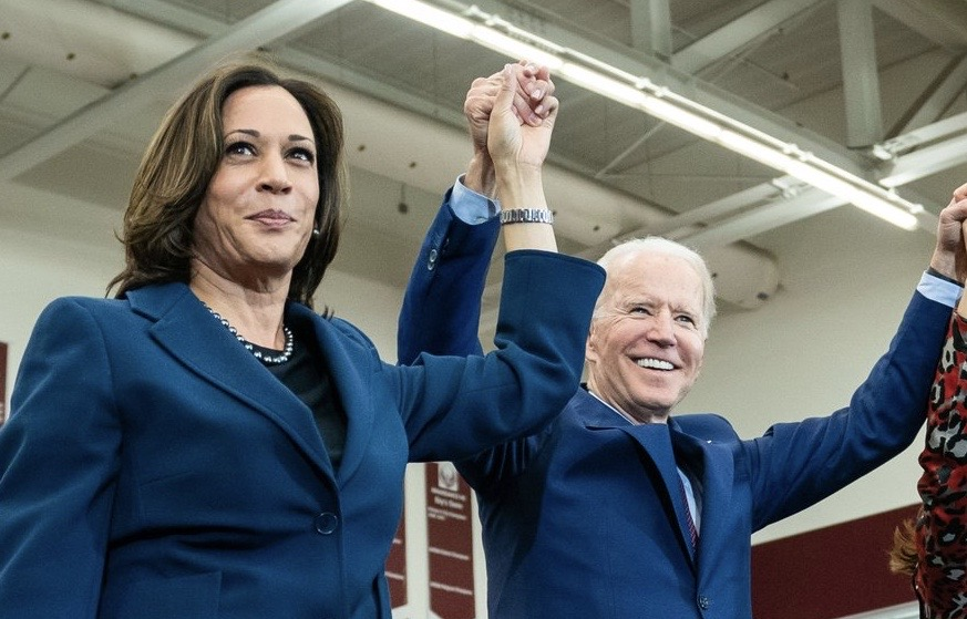 Harris Biden VP first black woman as VP nominee